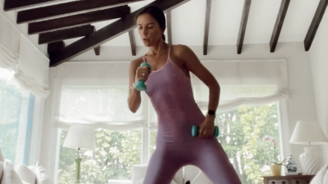 Combine it Cardio - Focusing on the waist