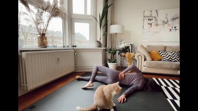 Yin Yoga for upper part of the body