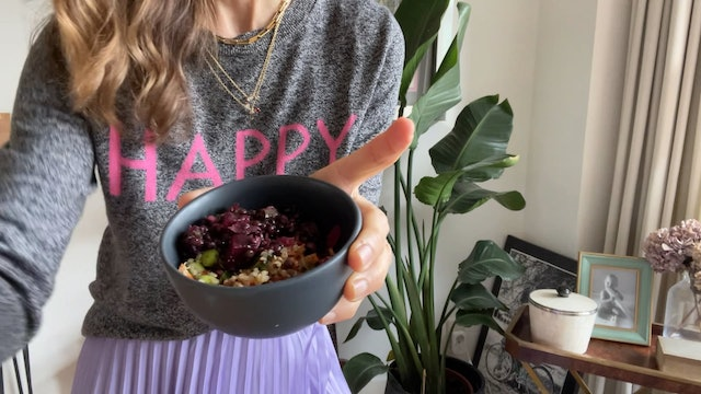 How to make beautiful colorful bowls