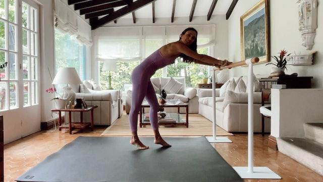 Ballet Fusion Flow 30min.
