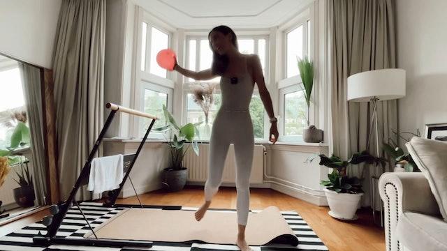 Ballet Fusion- 40 minutes