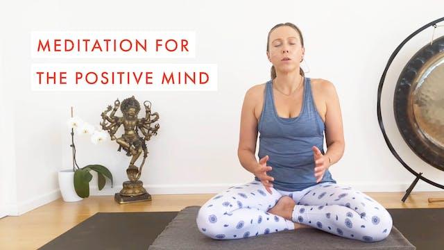 Meditation for the Positive Mind