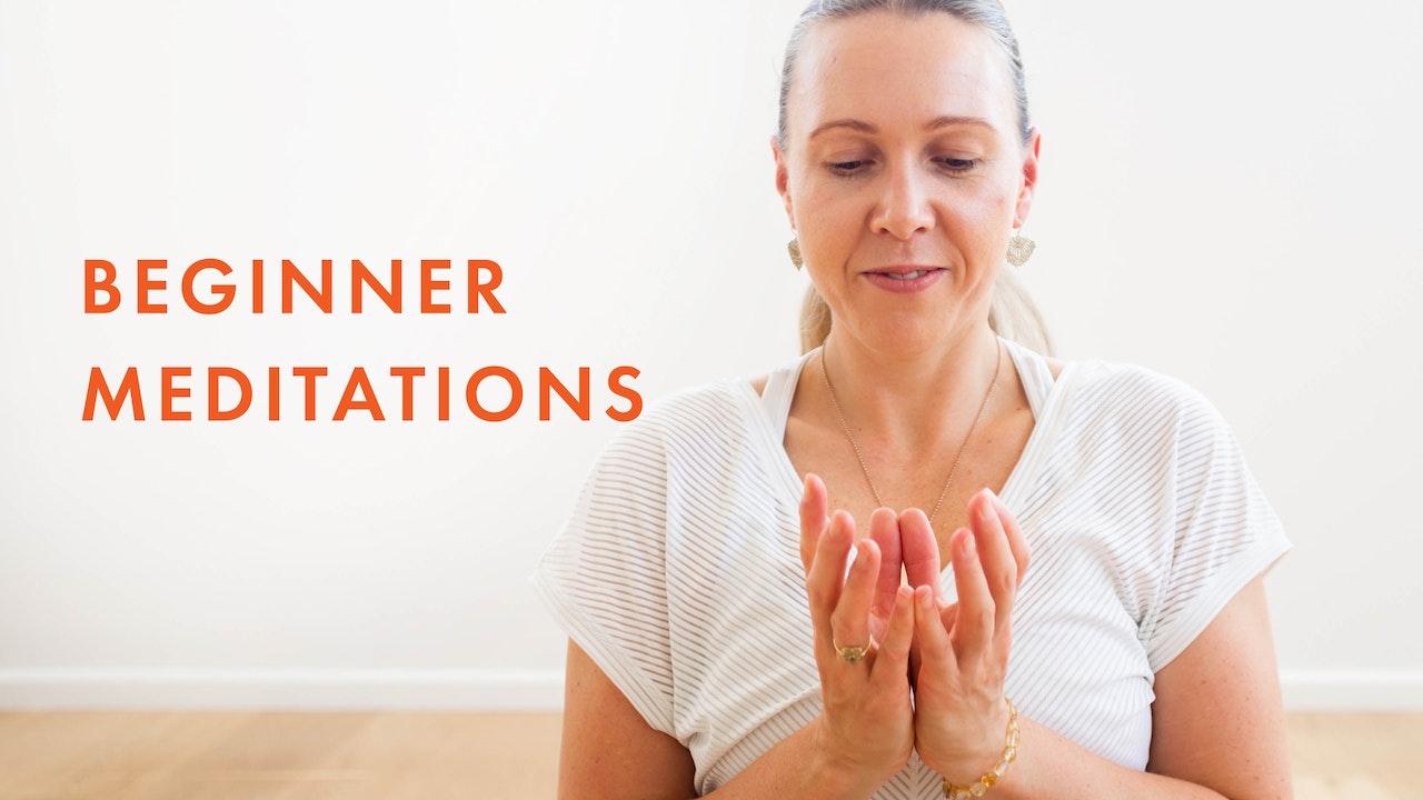 Beginner Meditations