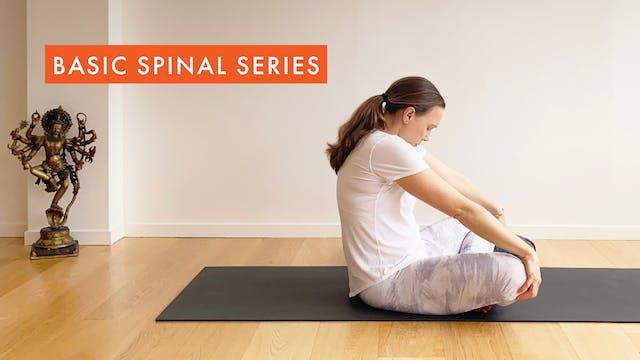Basic Spinal Series