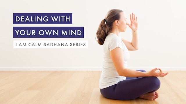 Dealing with your Own Mind