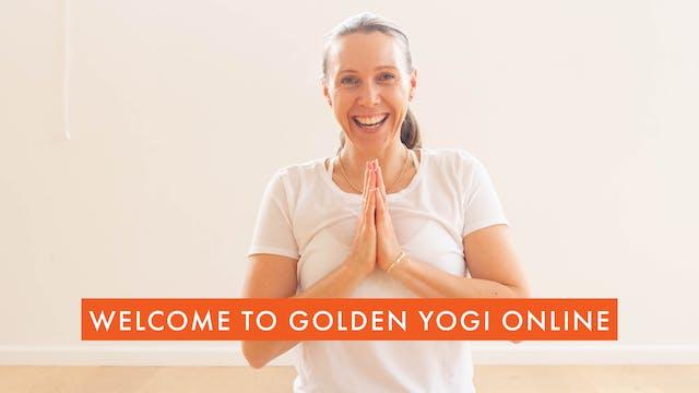 Welcome to Golden Yogi Online!