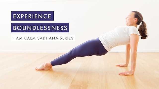 Experience Boundlessness