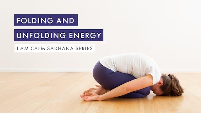 Folding and Unfolding Energy
