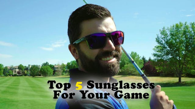 Top 5 sunglasses of 2018
