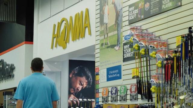 Roger Dunn Honma Swing Studio