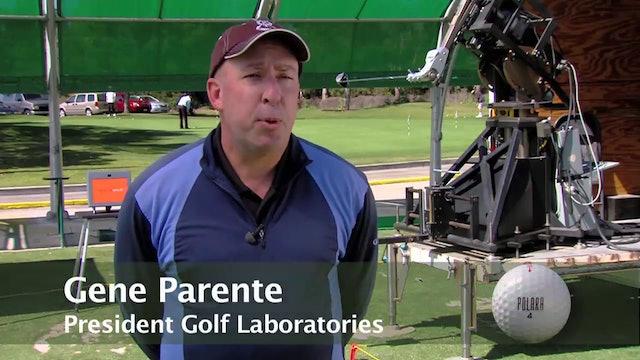 Testing the Polara Ultimate Straight Golf Ball