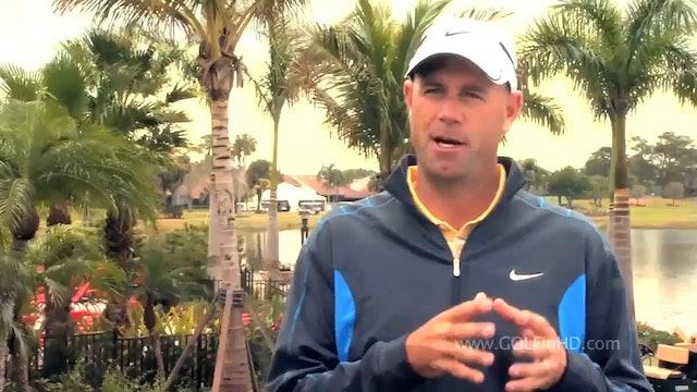 PGA Pro Stewart Cink