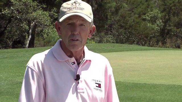 Chuck Cook: Chipping Cut