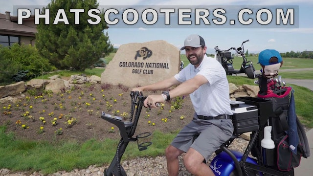 Phat Scooters: Great On And Off The Course