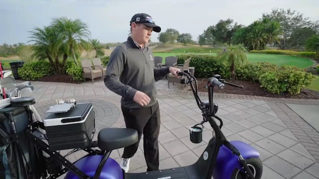 Phat Scooters at Reunion Golf Course