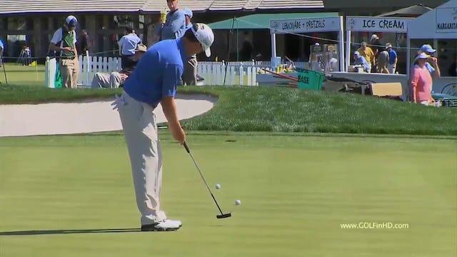 PGA Pro Zach Johnson