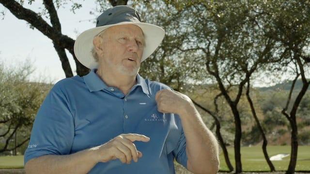 Golf Life tours Dave Pelz's Backyard