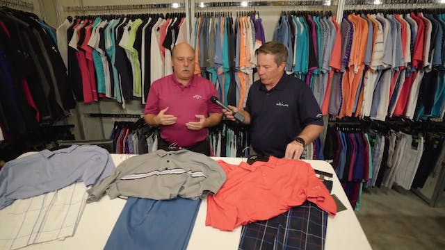 2017 Callaway Golf Apparel
