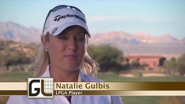 Natalie Gulbis talks Golf GPS and Club SG