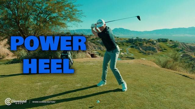 JAMIE SADLOWSKI: Power Heel