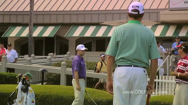 Meet Golf Pro Zach Johnson
