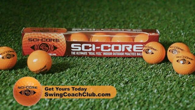Sci-Core Golf Balls