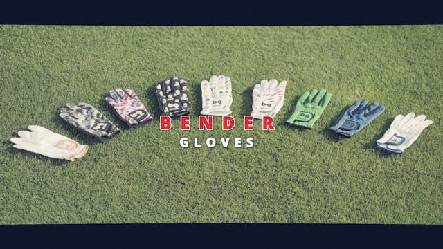 Bender Gloves Commercial