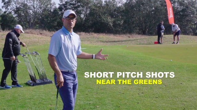 Mark Albert: Short Pitch Shot