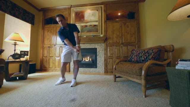 Learn your Swing Plane with the Swing Wizzard