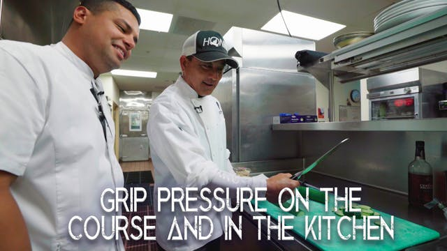 Randy Chang Grip Pressure Tip