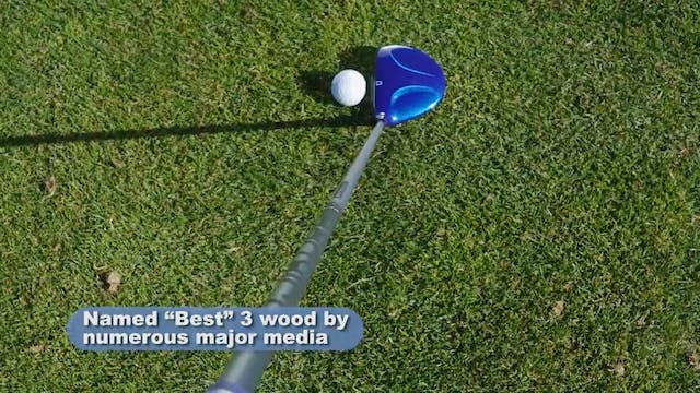 High Heat Fairway Woods