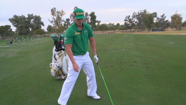 Krank Golf: Long Drive Golf Tip