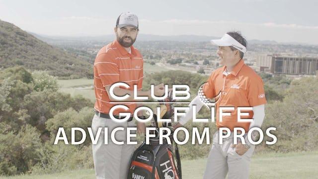 Advice from Top Teachers & Pros