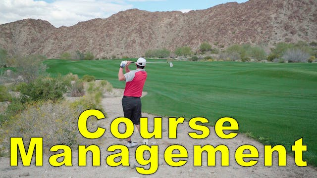 John Miller: Course Management