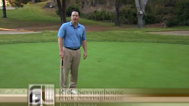 Rick Sessinghouse: Fast Greens