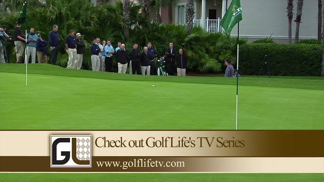 Nick Faldo: Bunker Session