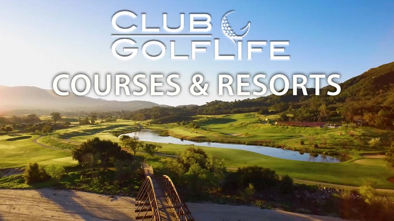 Golf Courses and Resorts