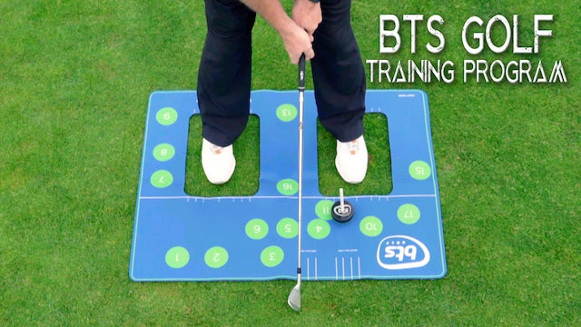 BTS Golf Training Program
