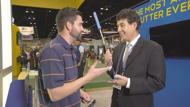 Happy Putters at PGA Merchandise Show