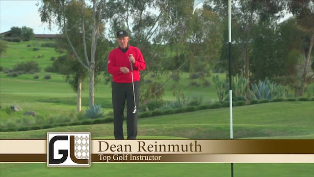 Dean Reinmuth: Downhill Putts