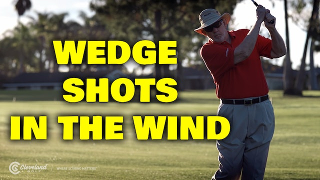 PELZ CORNER 2: Wedge Shots in the Wind