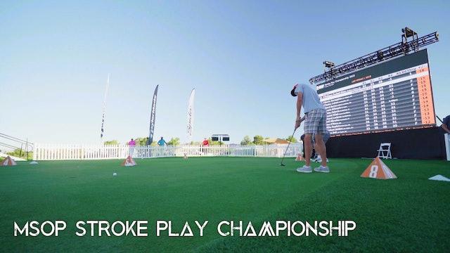 MSOP Stroke Play Championship