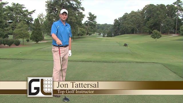 John Tattersall: Tee Tip
