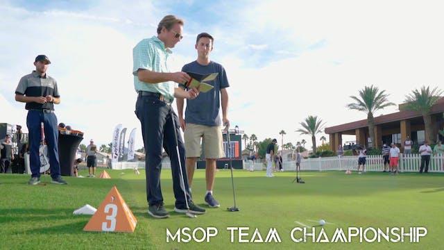 MSOP Team Championship