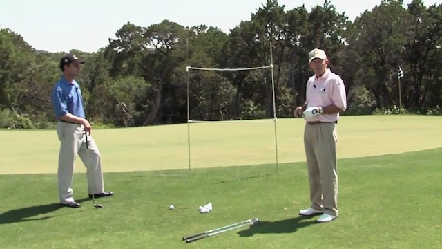 Chuck Cook: Chipping Window