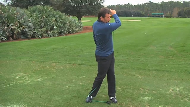 Nick Faldo: Stretching