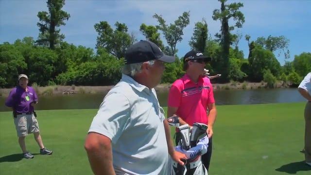 Kip Henley Favorite Golfer/Caddie to Pair With