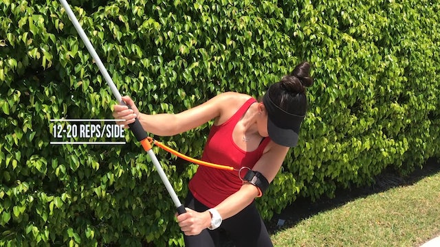 The FitGolferGirl: Increase Turn