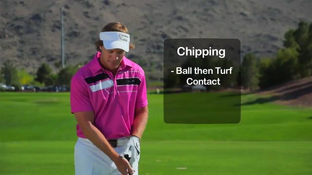Jeff Ritter: Chipping Technique