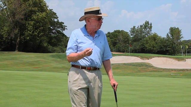 Dr. Jim Suttie: Throw Putting